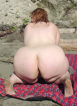 Fetter arsch anal